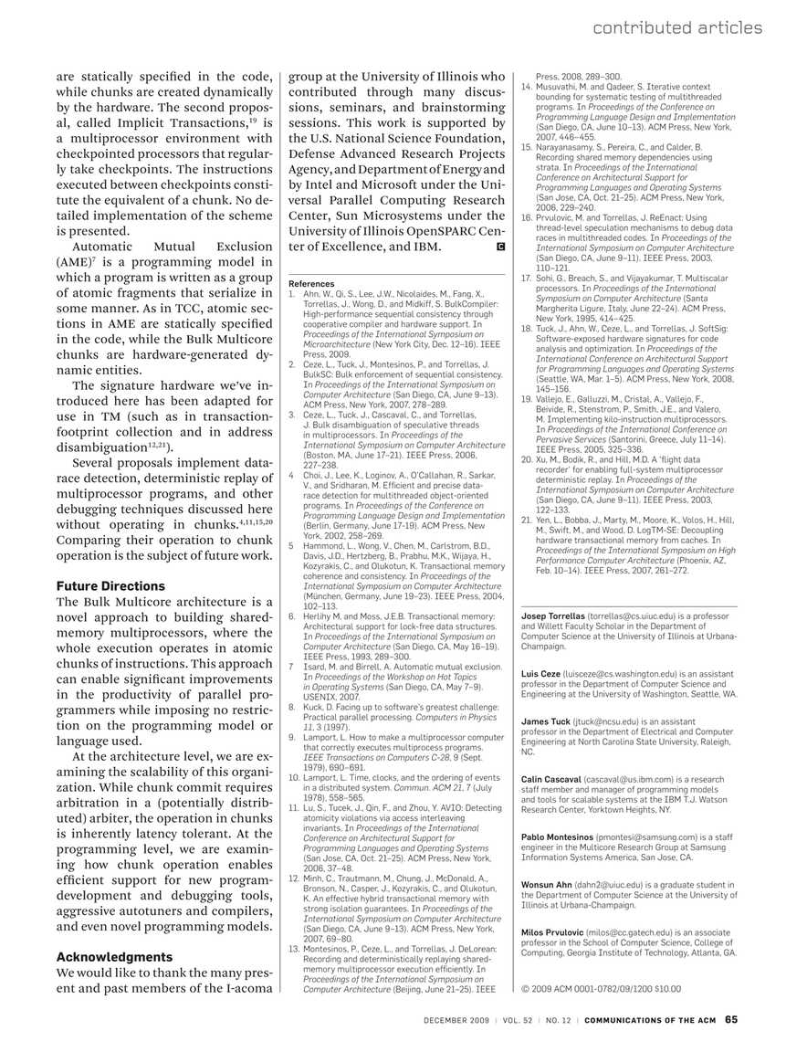 Communications - December 2009 - page 66