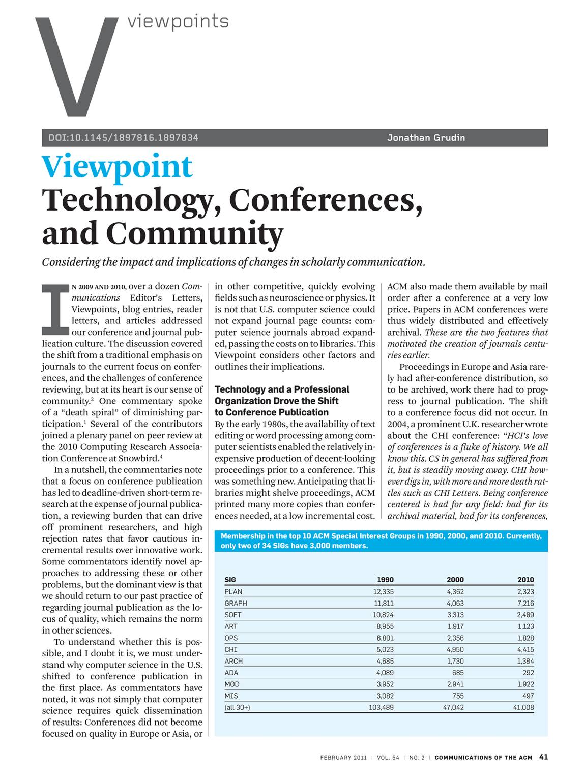 Communications - February 2011 - page 42