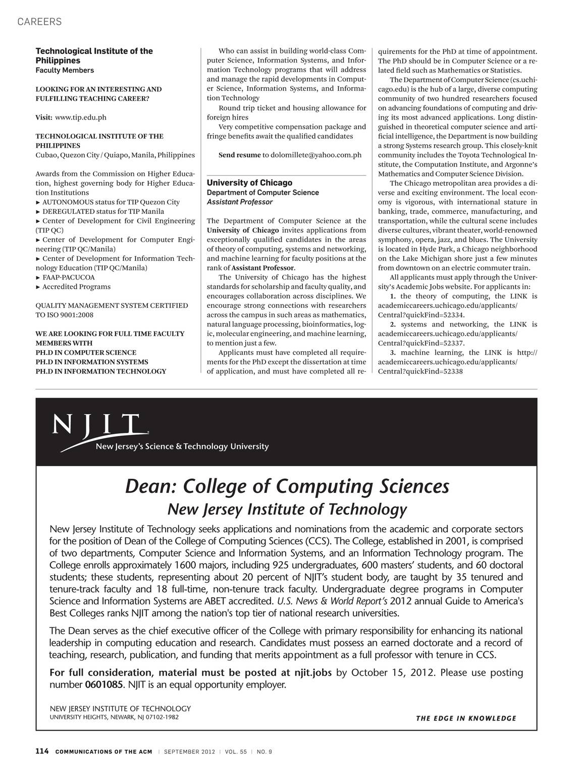 Communications September 2012 Page 113
