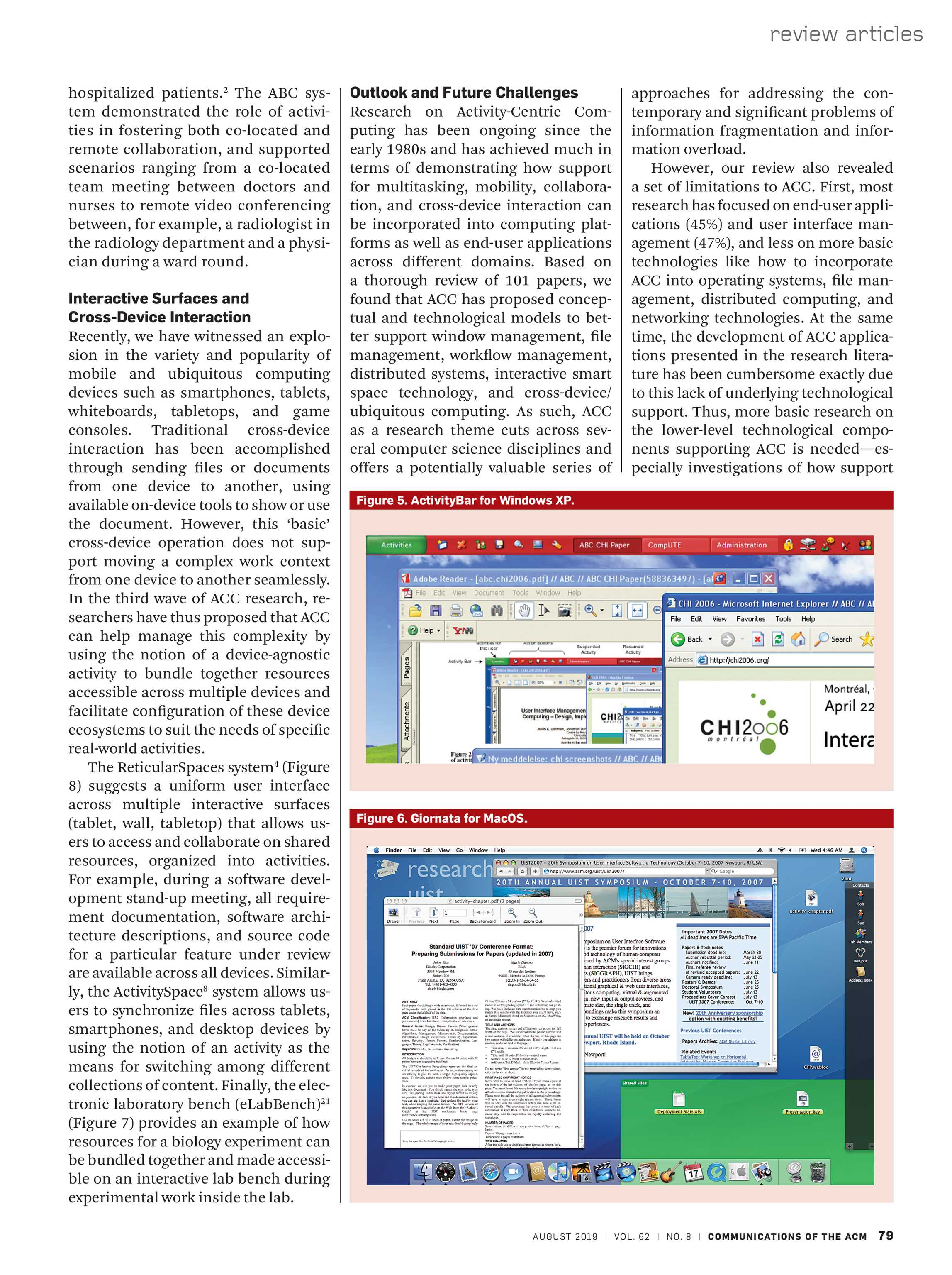 Communications of the ACM - August 2019 - page 79