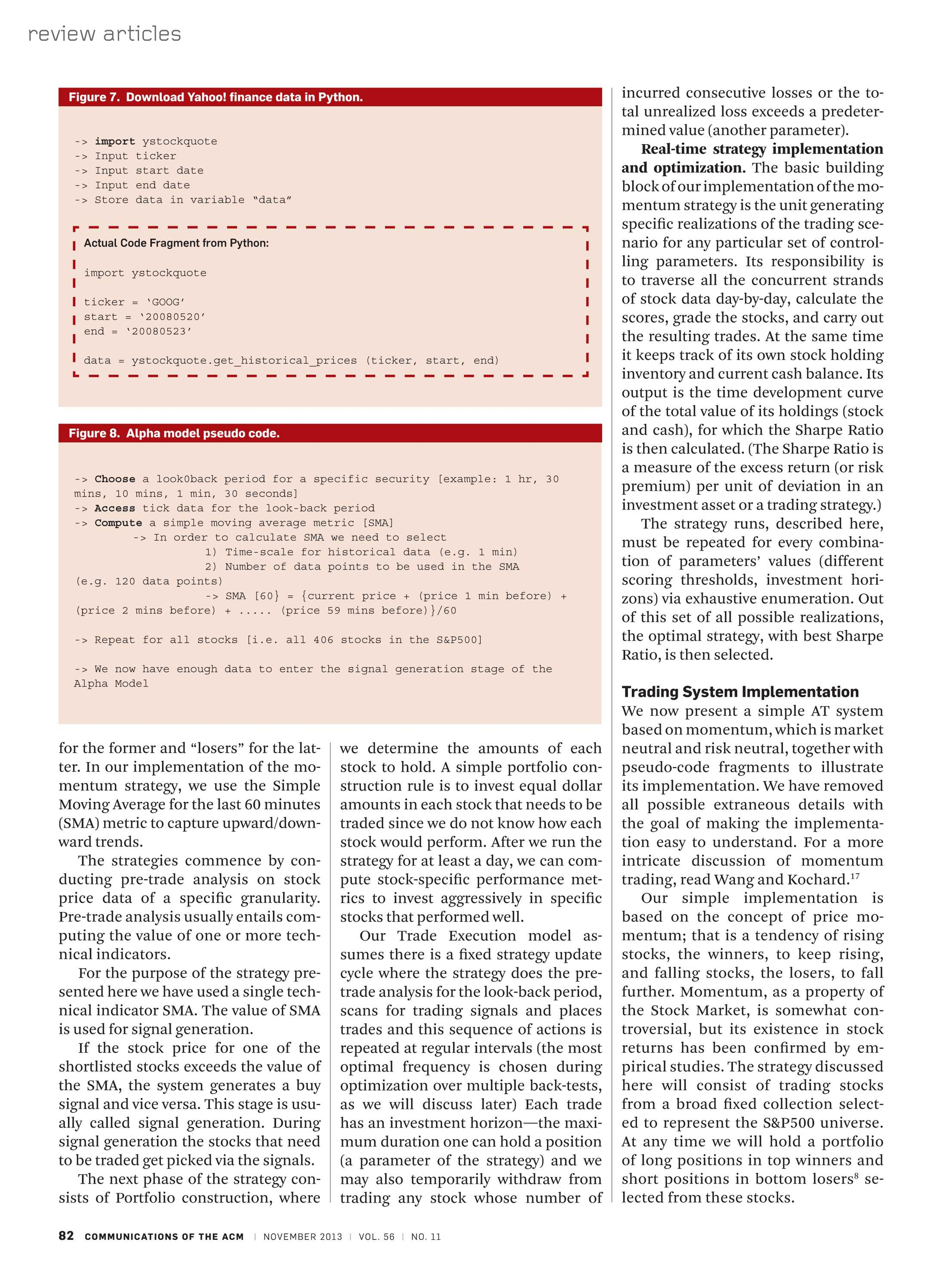 Communications of the ACM - November 2013 - page 82