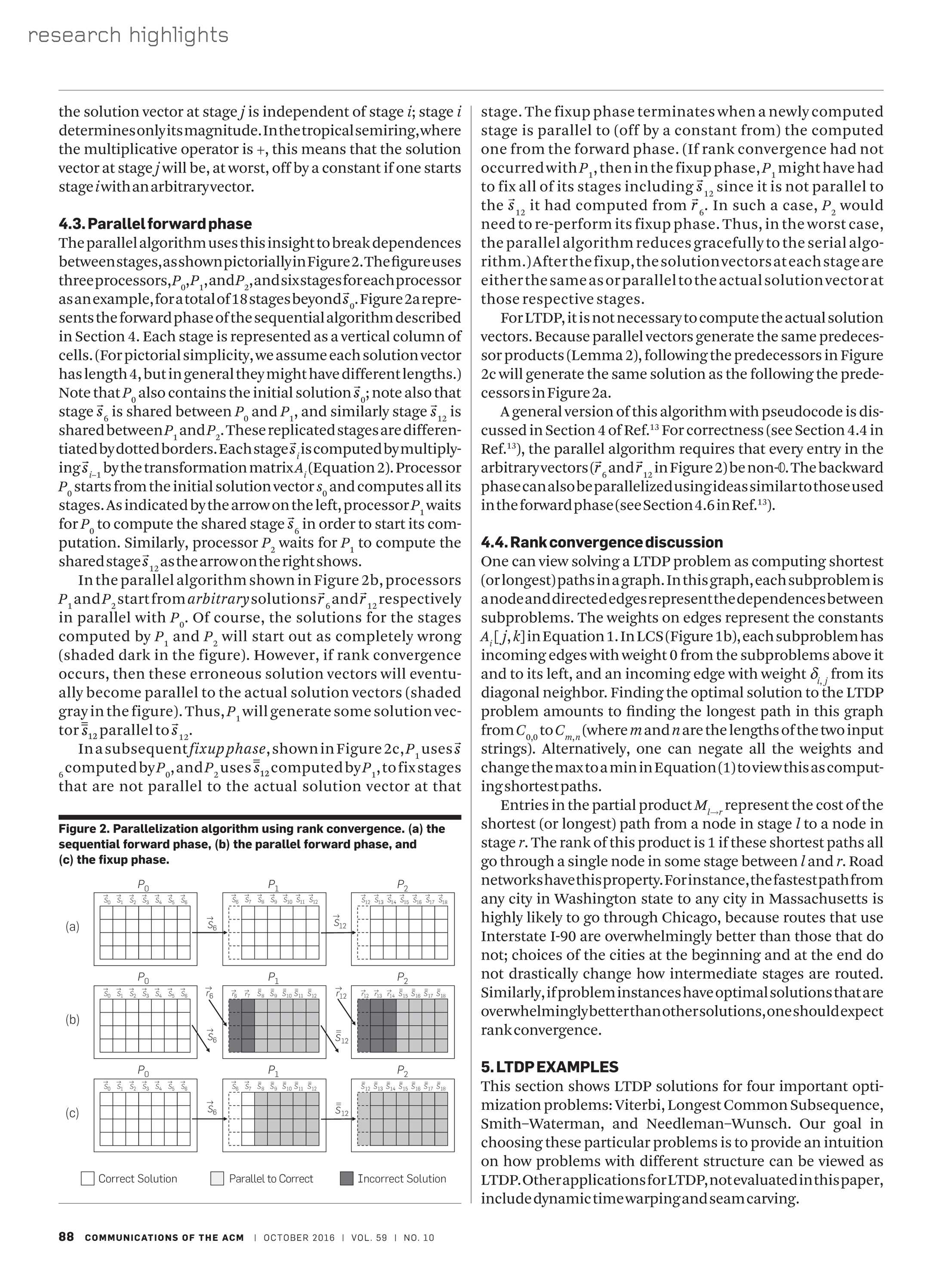 Communications of the ACM - October 2016 - page 88
