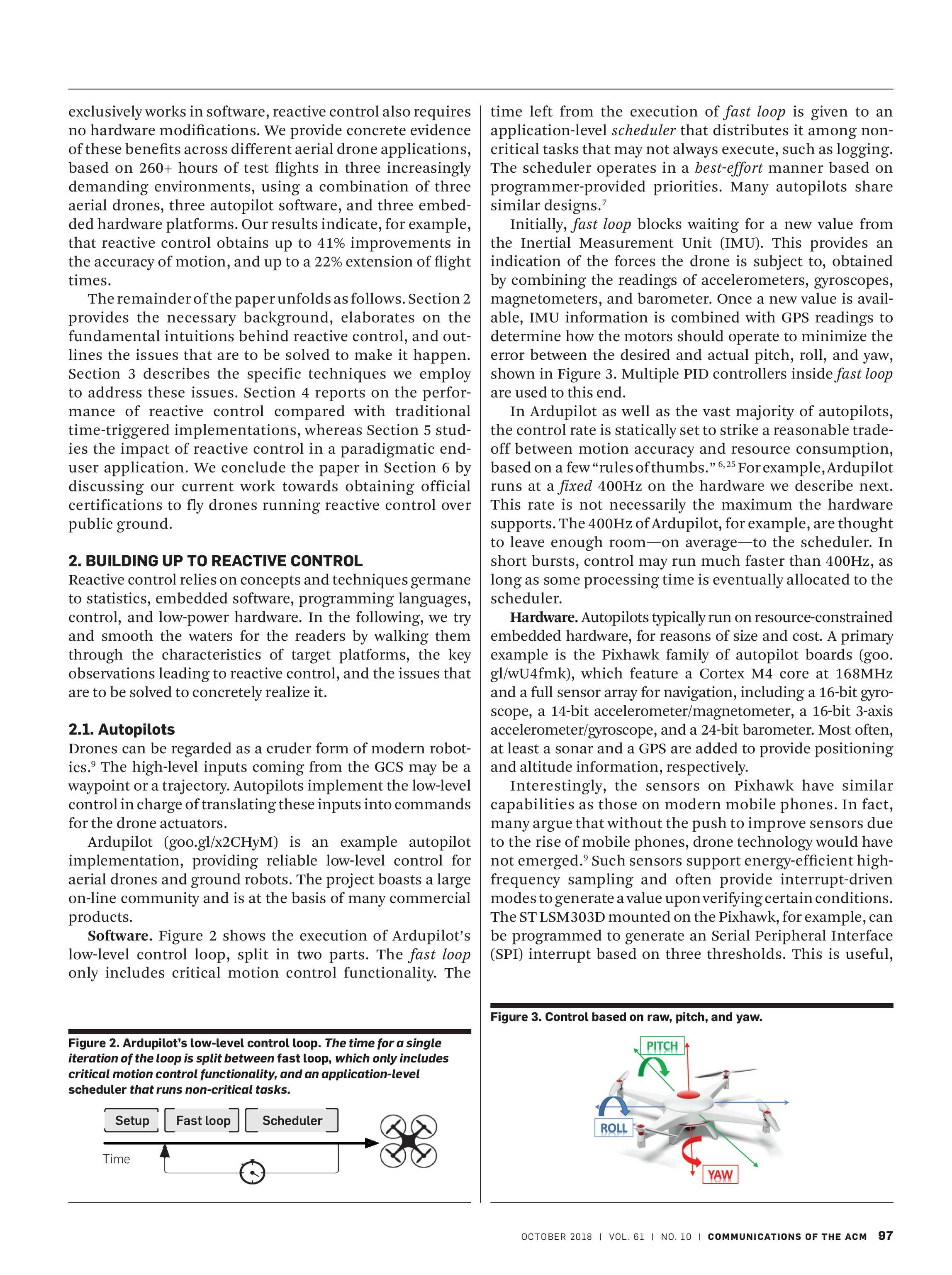 Communications of the ACM - October 2018 - page 97