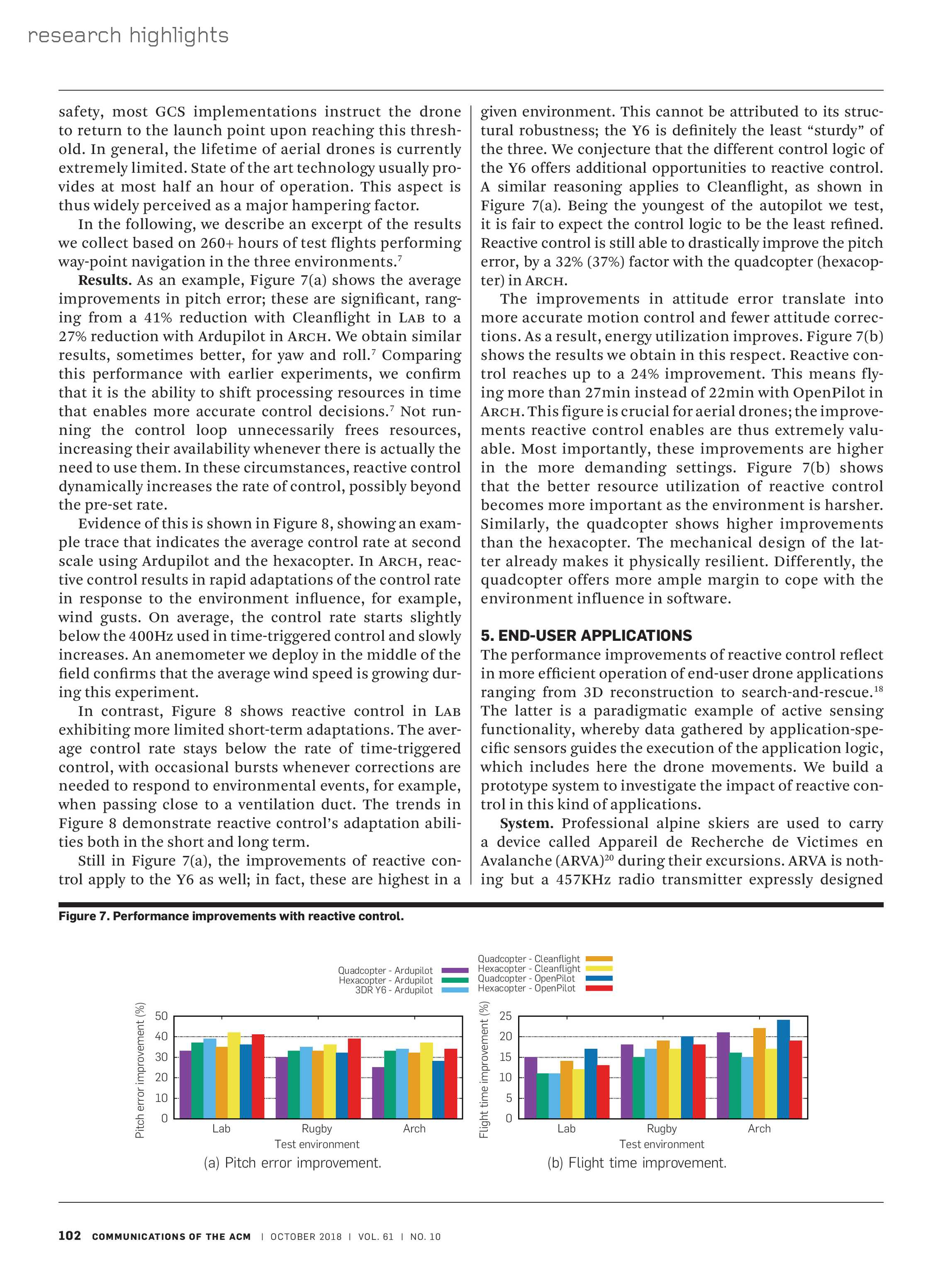 Communications of the ACM - October 2018 - page 102