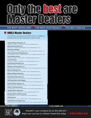 ME Marine Electronics - January/February 2019 - Page 8-9